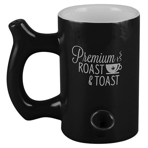 Taza Roast n Toast 10.5 oz Premium Black