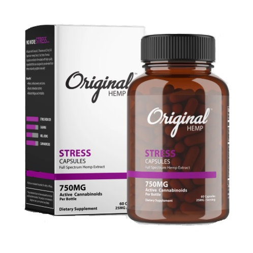 Original Hemp Stress