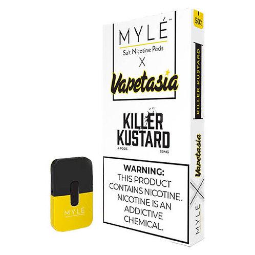 MYLE Pods Killer Custard 5 %