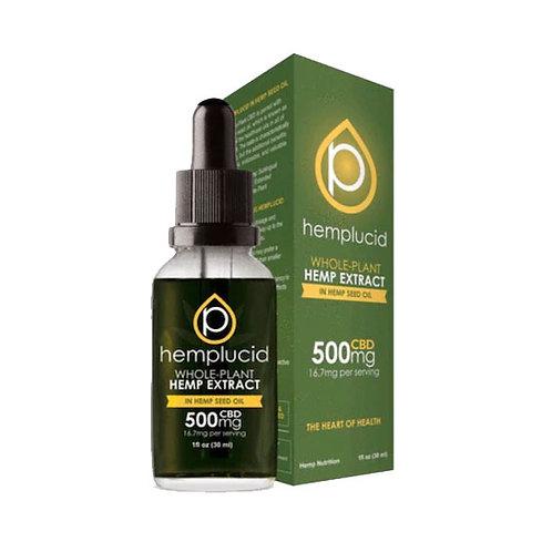 Hemp Lucid Hemp Seed Oil 30 ml 500 mg