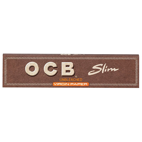 OCB Virgin King Size Slim papers