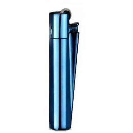 Clipper FULL Metal Lighter Blue Icy