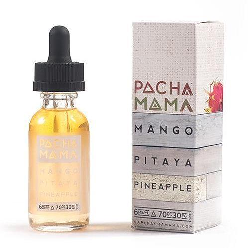 Pacha Mama Mango Pitaya Pineapple 60 ml