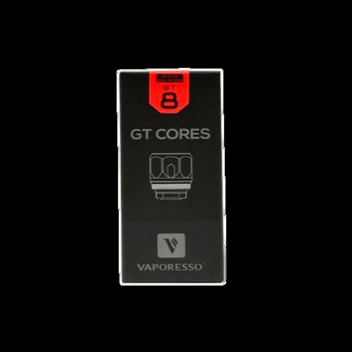 Resistencias GT8 Coils for NRG Tank 0.15 ohms C/U