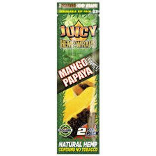 Juicy Jay Hemp Mango Papaya
