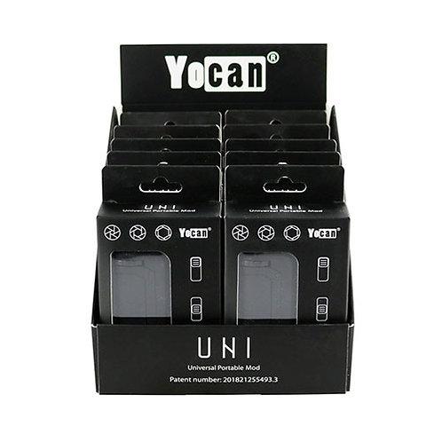 Bateria Cartucho Yocan UNI 650 mAh 12 Display