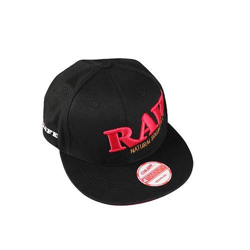 Gorra RAW All Black