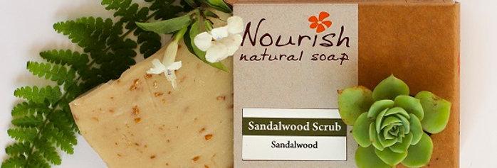 Sandalwood Scrub