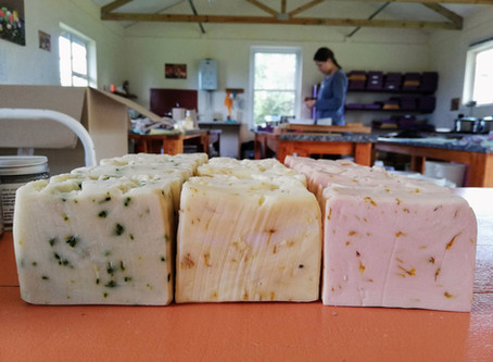 The Case for Handcrafted Natural Soap