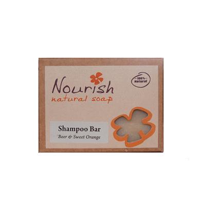 Shampoo Bar Orange