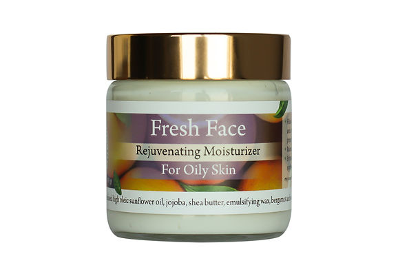 Fresh Face (Bergamot &Orange)