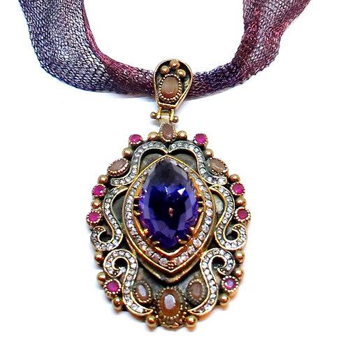 Byzantine-Style Necklace