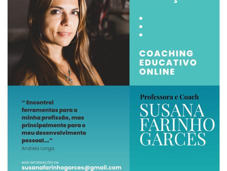 Elsa Batista, testemunho da formação em Coaching Educativo