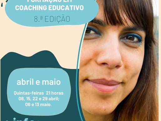 Formação em Coaching Educativo - 8.a Edição