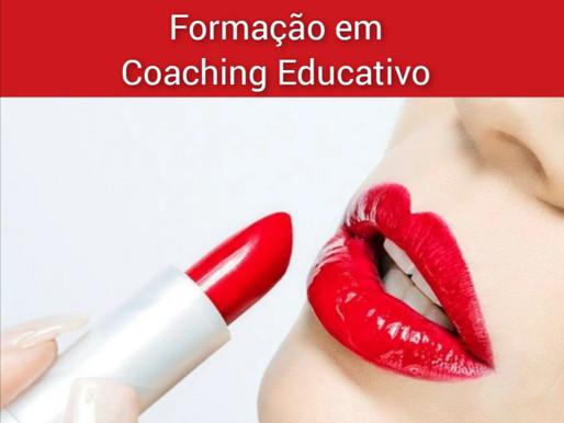 O que tem a formação em Coaching Educativo a ver com batom?!