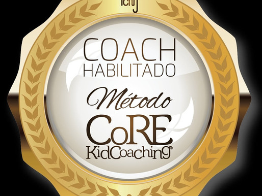 Método KidCoaching, habilitada para servir melhor