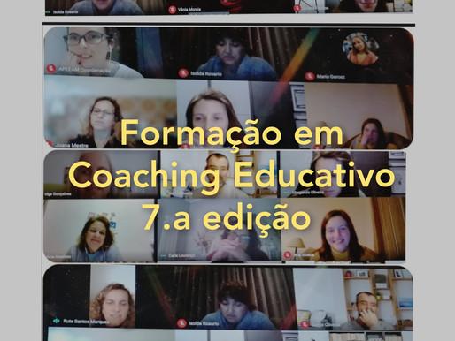 Testemunho da Rute Marques, 7.a edição da Formação em Coaching Educativo