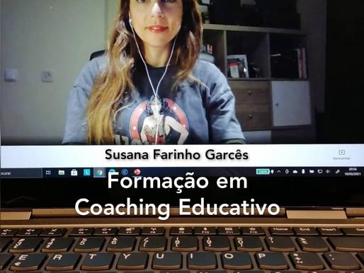 Testemunho da Vânia, formação em Coaching Educativo