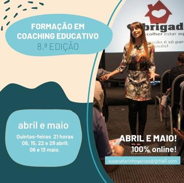 Testemunho da Joana - Formação em Coaching Educativo