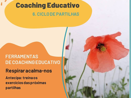 6. Ciclo de Partilhas - Respiração da flor