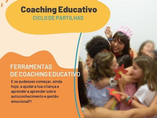 2. Ciclo de Partilhas Ferramentas de Coaching Educativo