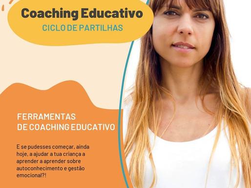 1. Ciclo de Partilhas Ferramentas de Coaching Educativo
