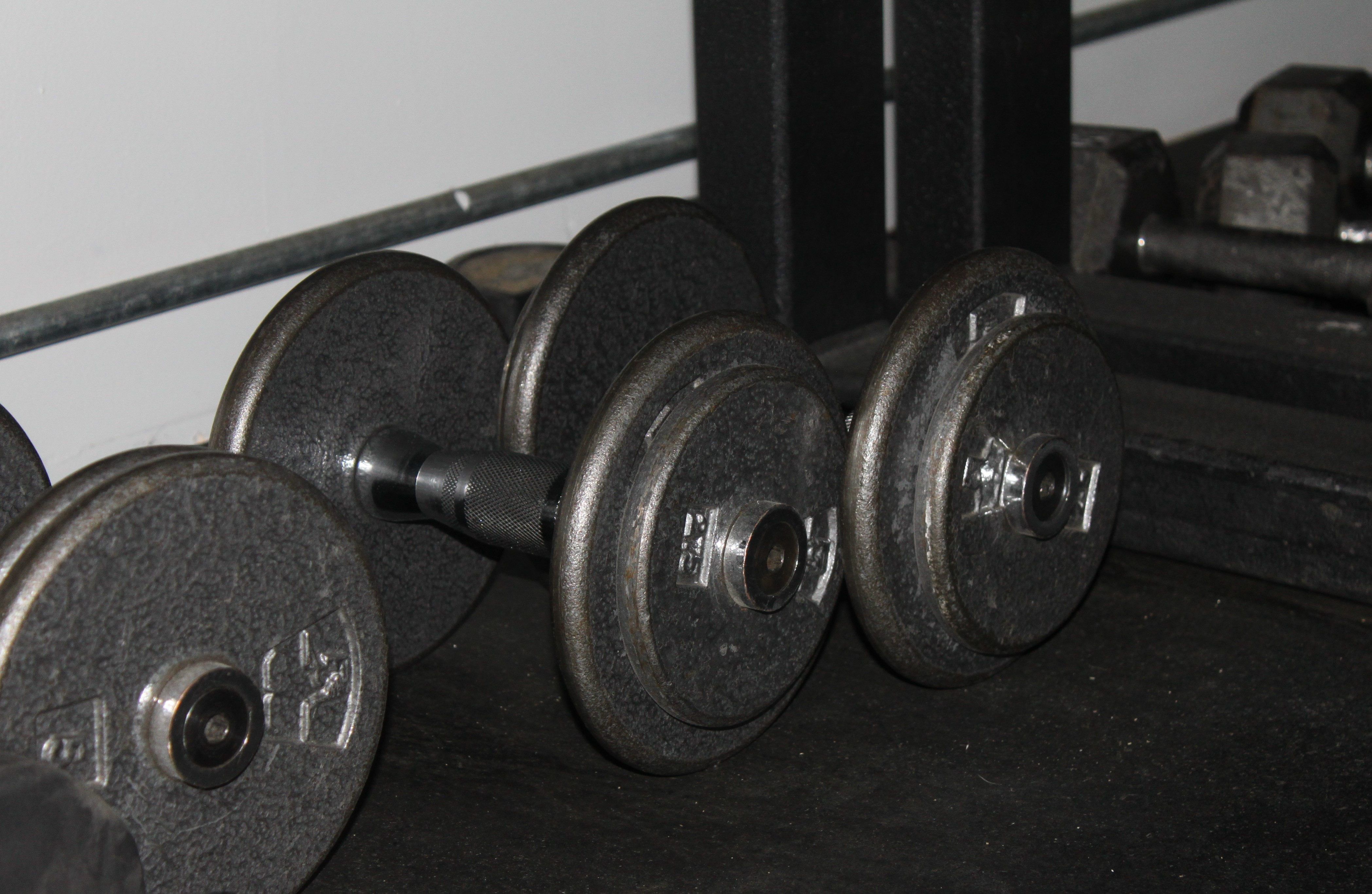 , free weights