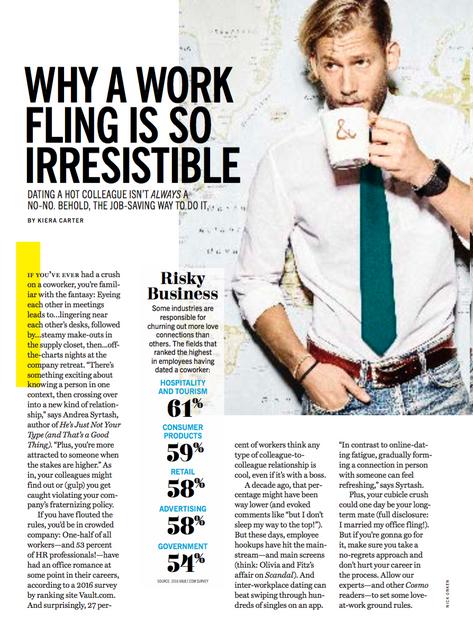 Cosmopolitan, April 2017