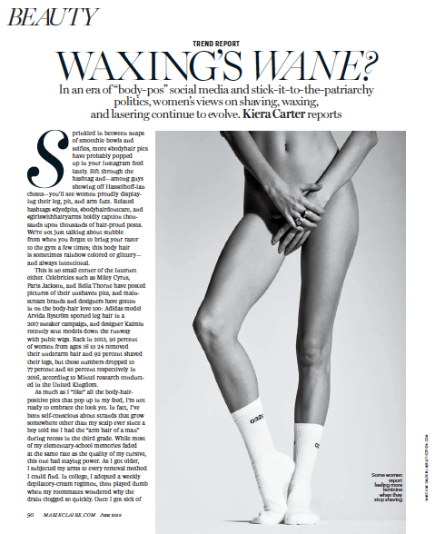 Marie Claire, June 2018