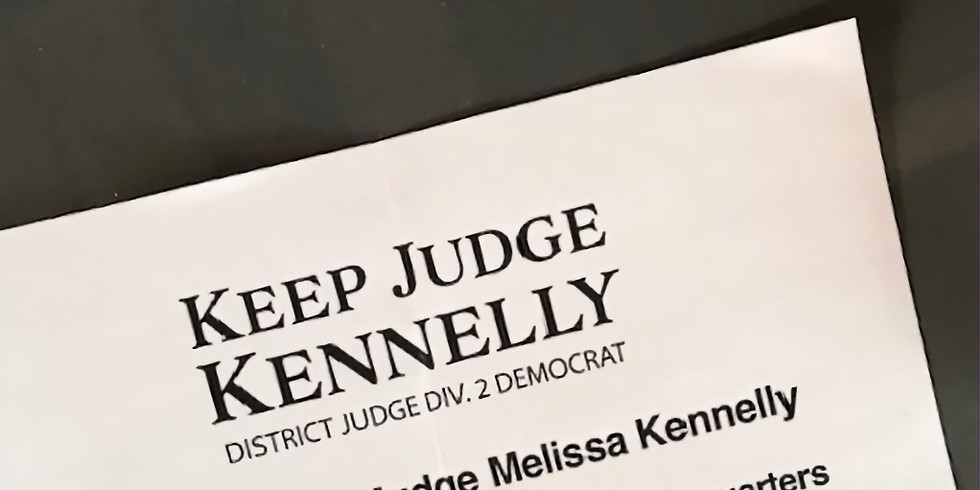 Meet & Greet with Judge Melissa Kennelly