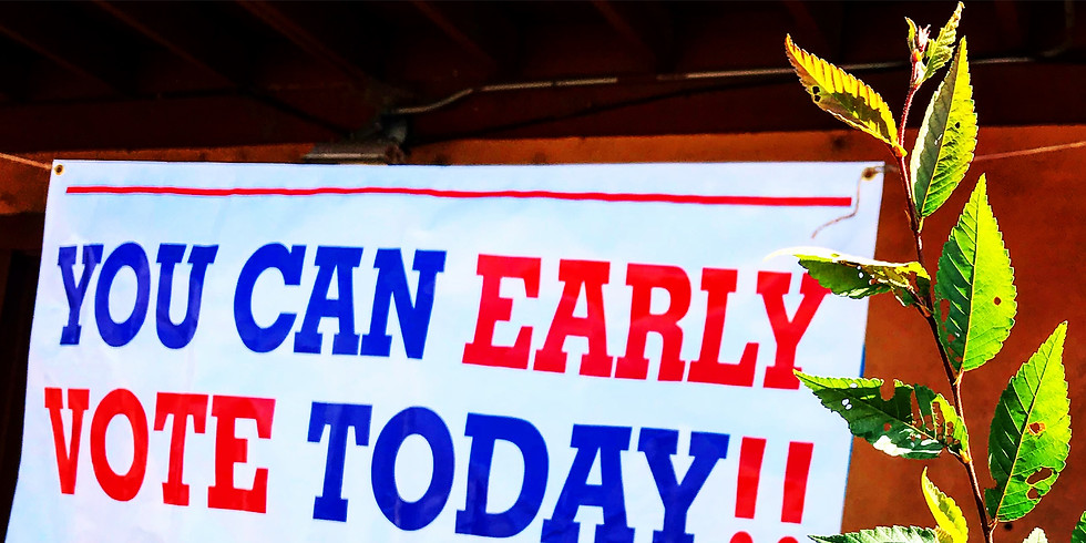 LAST DAY to Vote Early in Questa!