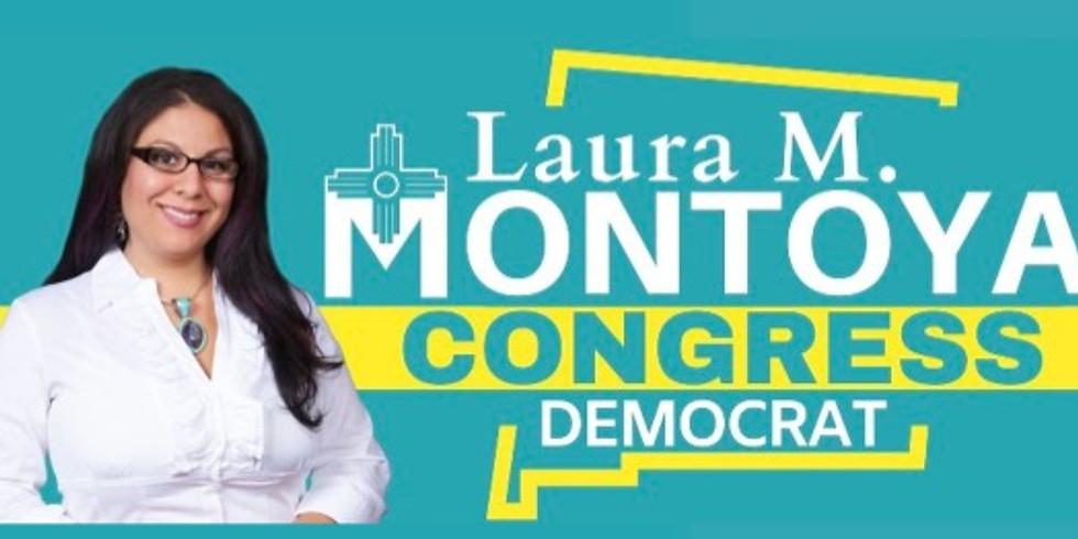 Laura Montoya Meet & Greet