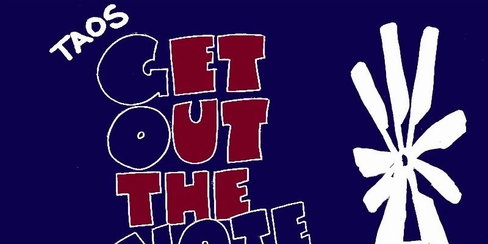 GET OUT THE VOTE FESTIVAL