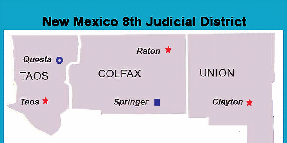Candidate Forum: 8th Judicial District Judge, Division 2
