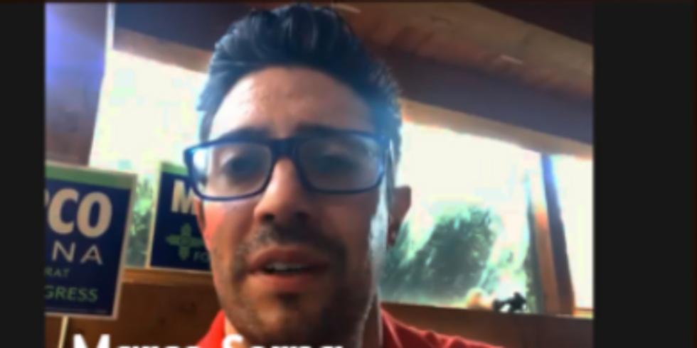 Marco Serna Online Meet and Greet