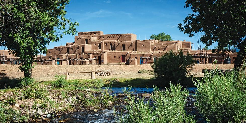 Get Out the Vote at Taos Pueblo Community Center