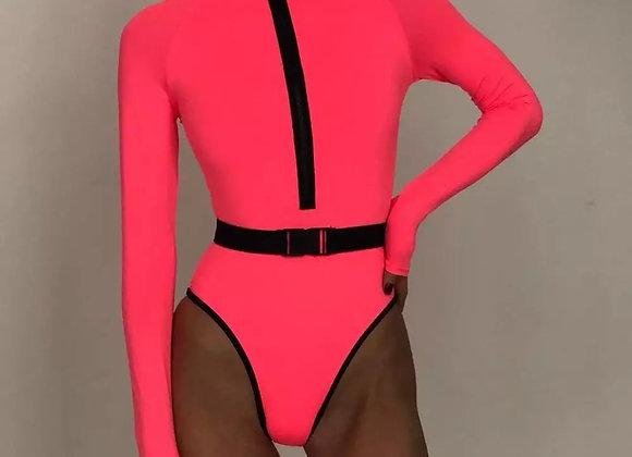 Neon one piece Drip suit