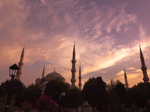 LIVING LIKE A LOCAL IN TURKEY: WHAT I LEARNED