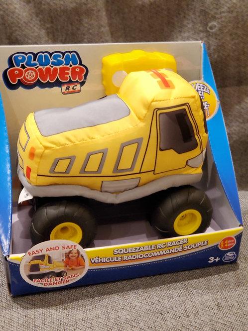 Plush Remote Control Truck