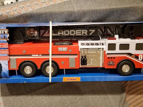 Mighty Fleet Titans Large Fire Truck