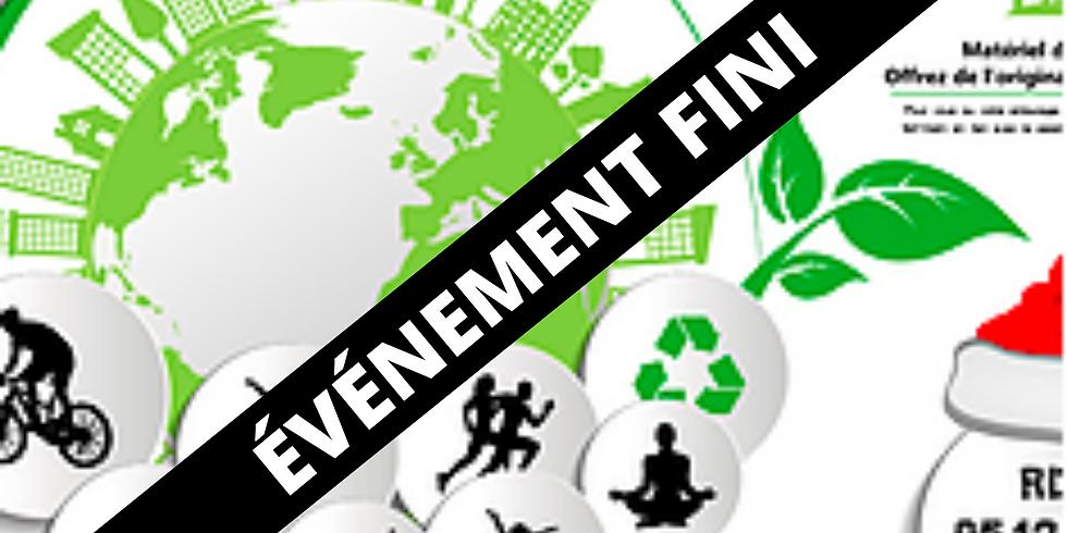 Recyclez votre matériel de sport