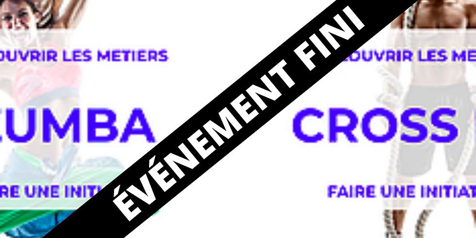 CrossFit, Zumba : Initiation & découverte des métiers associés