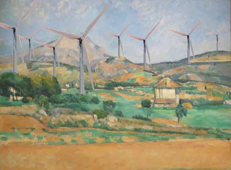 Une nouvelle toile de Paul Cézanne vient d'être découverte !