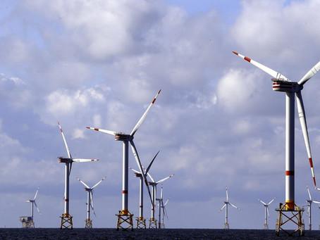 Belgique: Un fournisseur en faillite cause des turbulences au parc éolien C-Power