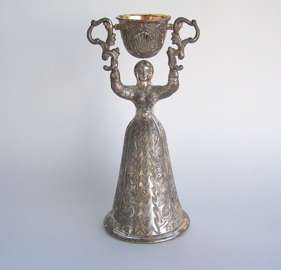 What is the German Marriage Goblet?