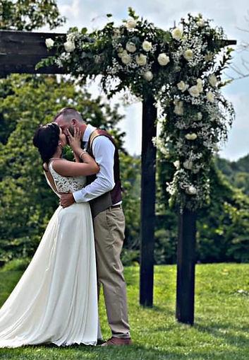 Floral Arbor for Wedding in VT.jpg