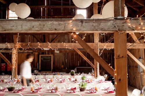 Barn for Wedding in Burlington