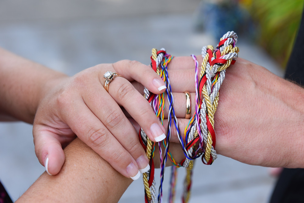 Hand-Fasting Wedding Ceremony Vermont