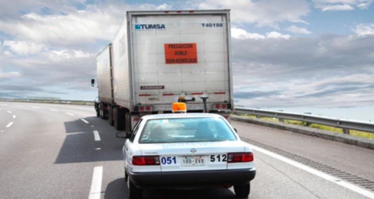 Custodia al transporte