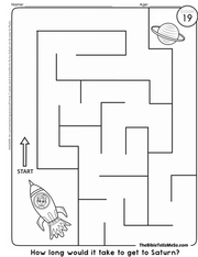 A19 TOPIC 2 - God Made the Universe - Maze - The Bible Tells Me So.png